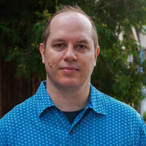 Mike Simpson portrait photo