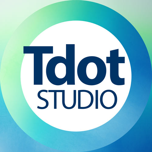Tdot Studio by Tdot.com logo