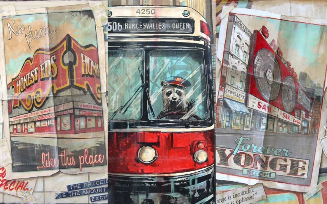 Artist Interview: Toronto Painter Rob Croxford