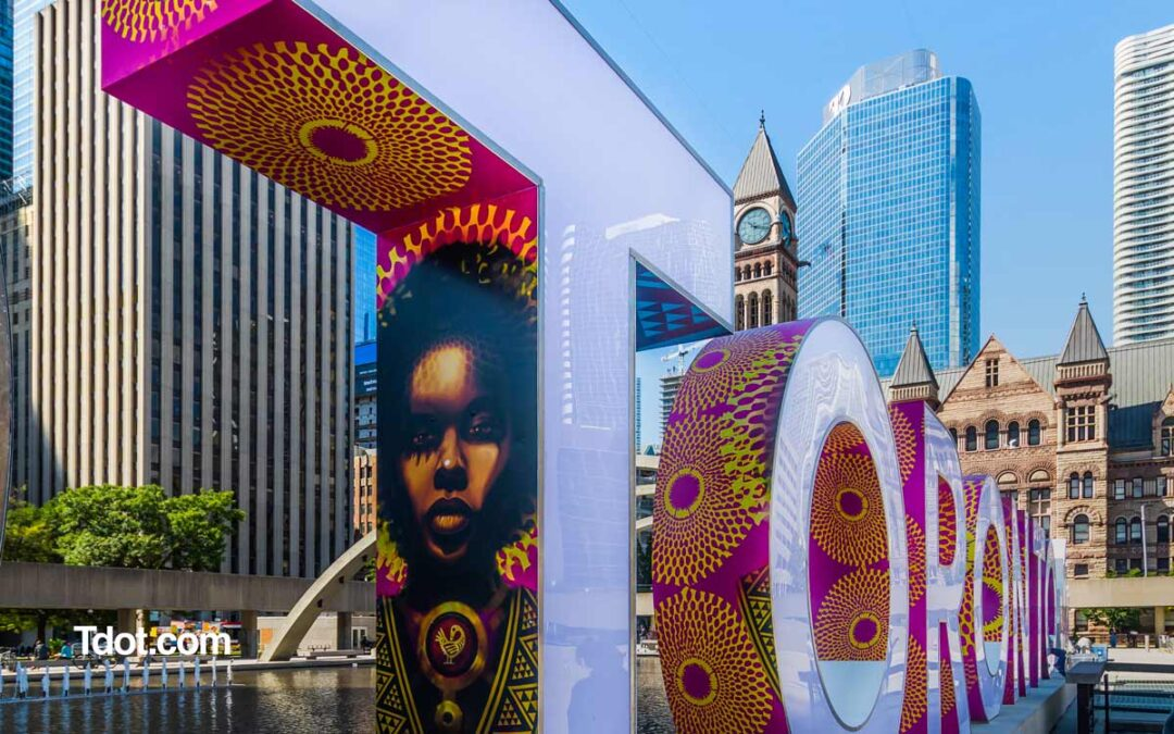 New 2020 Toronto Sign: Is this Public Art Cool or Controversial?