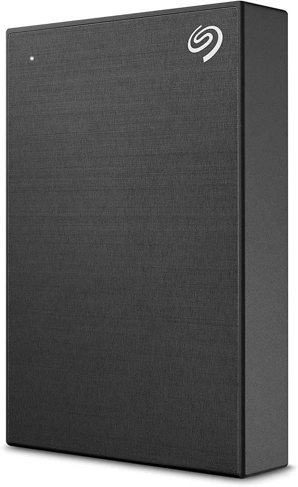 Seagate Backup Plus 5TB External Hard Drive Portable HDD Black USB 3.0