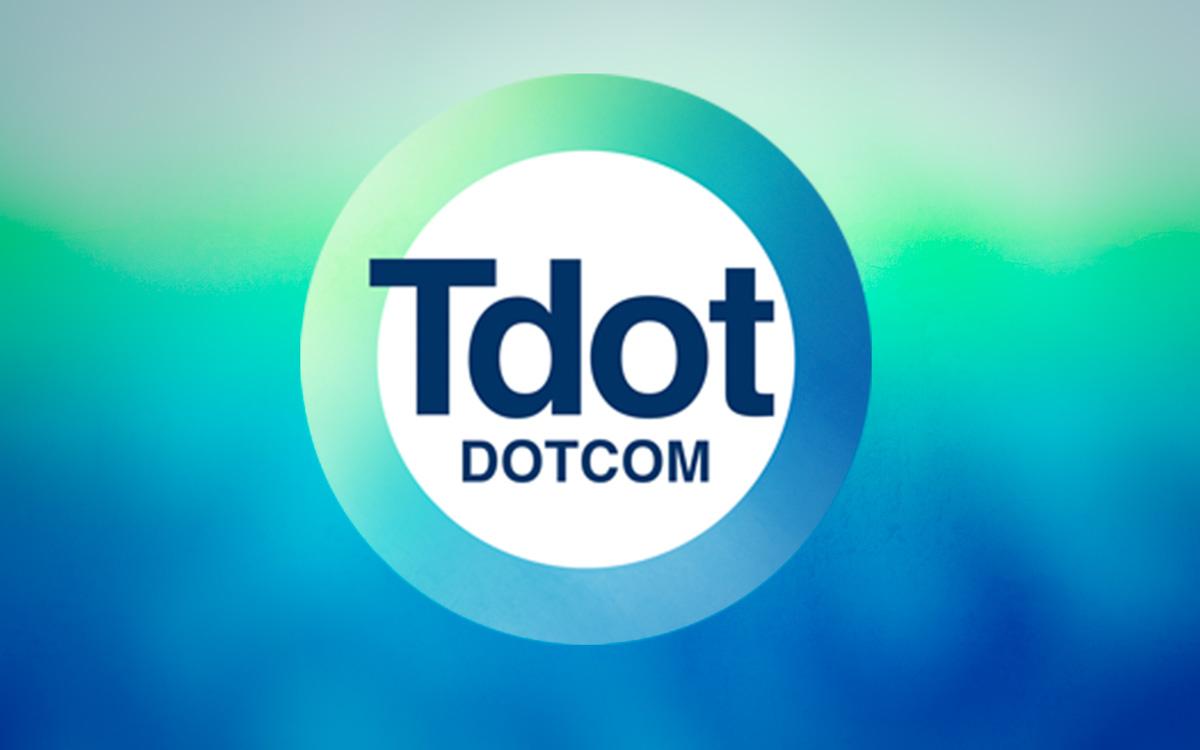 Tdot.com aka Tdotdotcom logo