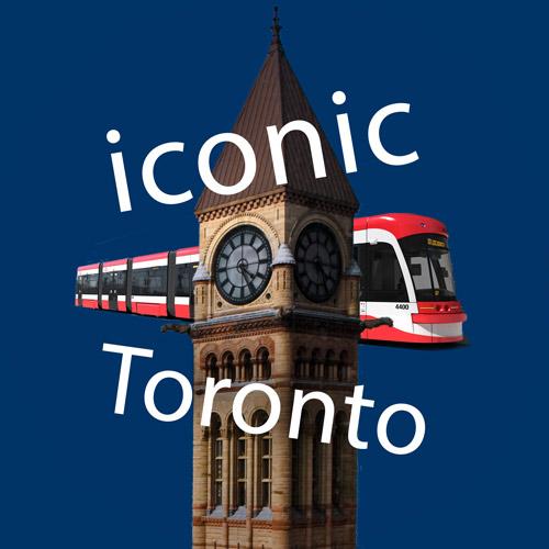 Iconic Toronto logo